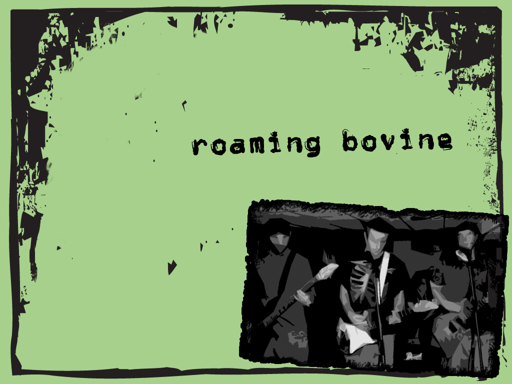 Free Stuff - Roaming Bovine - Detroit Punk Rock Music